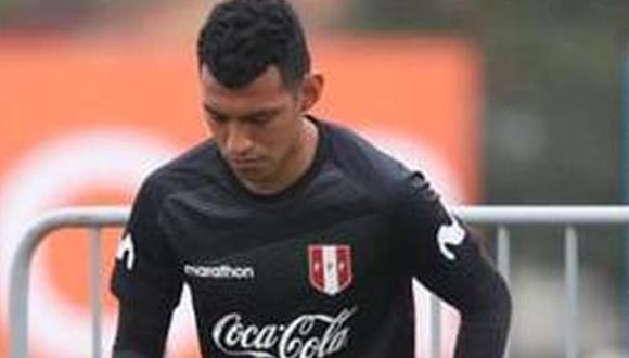 David Dioses fue llamado a la Selección Peruana. (Foto: GEC)