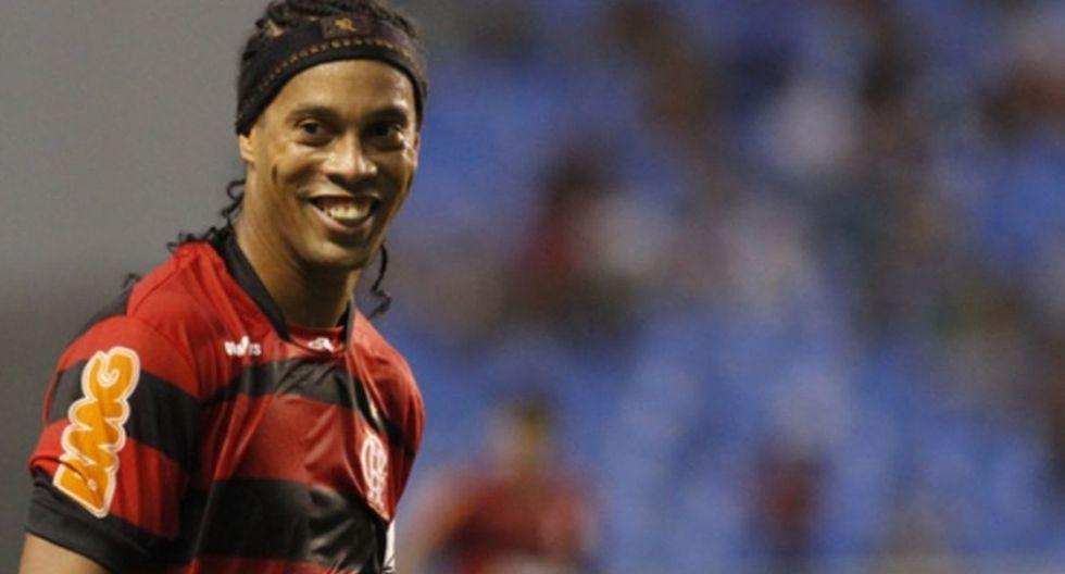 Ronaldinho. (Getty Images)