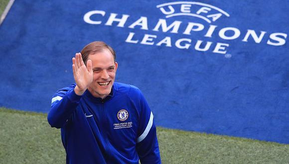 Thomas Tuchel también fue entrenador del Dortmund y PSG. (Getty)