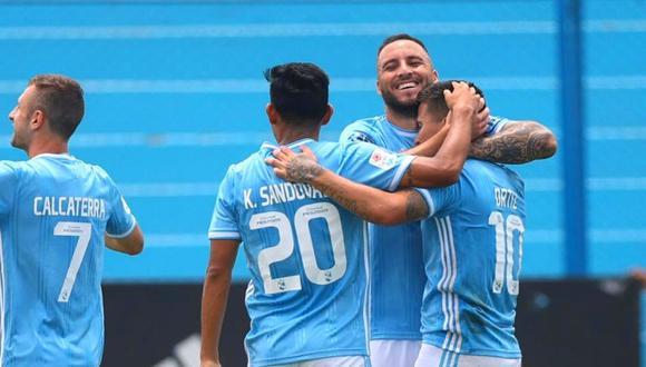 Sporting Cristal volverá a los entrenamientos de la Liga 1. (Foto: GEC)