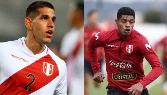 Luis Abram y Wilder Cartagena entrenaron en la Videna, a la espera de definir su futuro. (Foto: Collage)