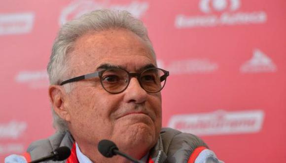 Álvaro Dávila es el actual presidente del Cruz Azul de la Liga MX. (Foto: IMAGO7)