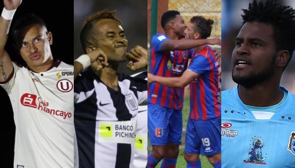 La Liga 1 se iniciará el próximo 7 de agosto. (Foto: GEC)