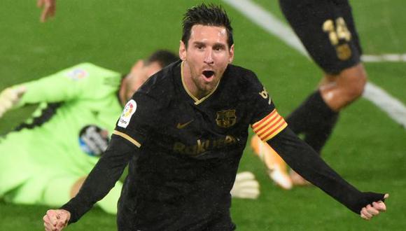 Lionel Messi culmina contrato con el FC Barcelona esta temporada. (Foto: AFP)