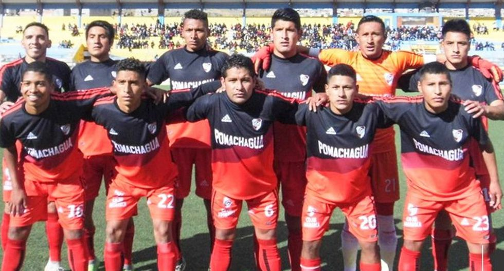Copa Perú | Club Municipal Agomarca -Pasco (Foto: Facebook)