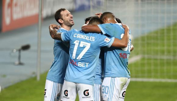 Sporting Cristal y su recargado cronograma de partidos por la Liga 1 y la Copa Sudamericana. (Fotos Jesús Saucedo/@photo.gec)