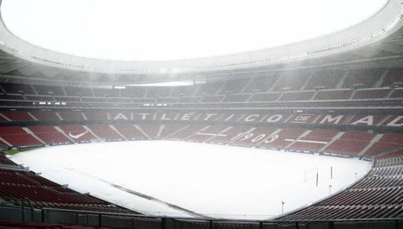 Atlético de Madrid es el líder de LaLiga con 38 puntos. (Difusión)
