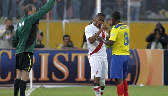 Méndez habló sobre le Perú vs. Ecuador (Foto: AP)