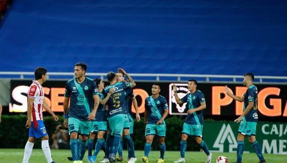 Puebla suma siete puntos en las tres primeras jornadas de la Liga MX.