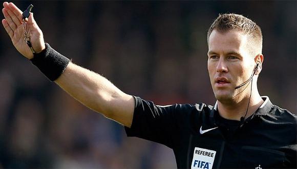 El holandés Danny Makkelie también arbitró el Barcelona vs. Roma de 2019. (Foto: AFP)