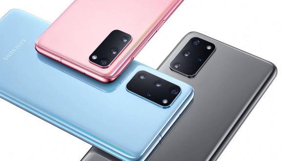 Conoce el listado oficial de todos los celulares de Samsung que se actualizarán a One UI 2.1 en los próximos días. (Foto: Samsung)