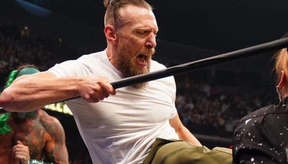 """El 'dardo' de Daniel Bryan a WWE: """"AEW es una competencia real"""". (AEW)"""