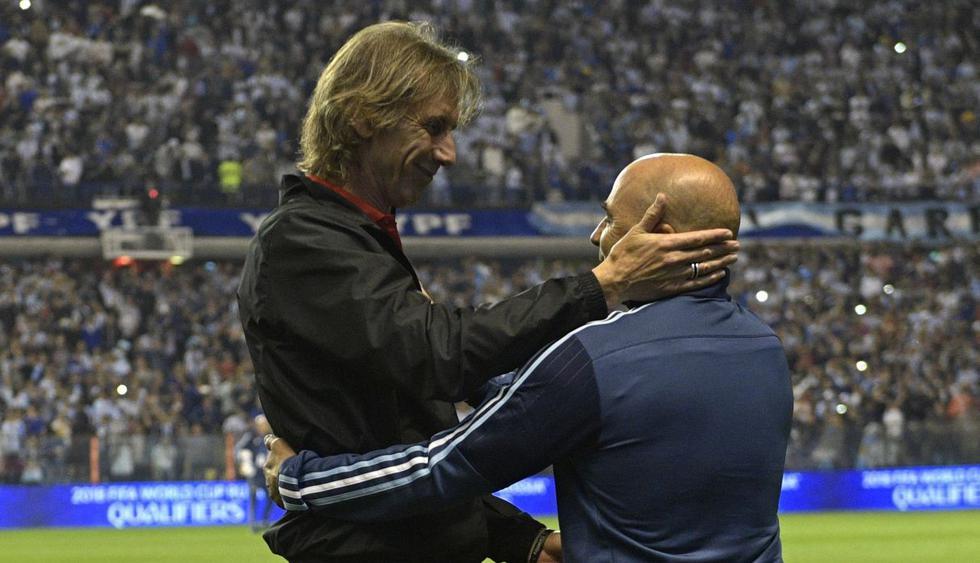 Ricardo Gareca es candidato para ser técnico de Argentina que todavía tiene a Jorge Sampaoli. (Getty Images)