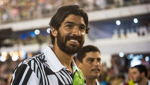 Sebastián Abreu debutó en el Defensor Sporting en 1994. (Foto: Getty)