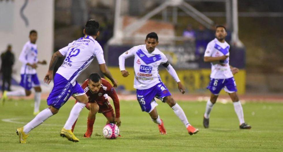 San José es campeón  de la Liga de Bolivia tras igualar ante Royal Pari
