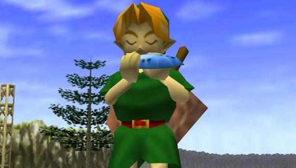"""Nintendo retira juego de """"The Legend of Zelda"""" creado por un fan"""