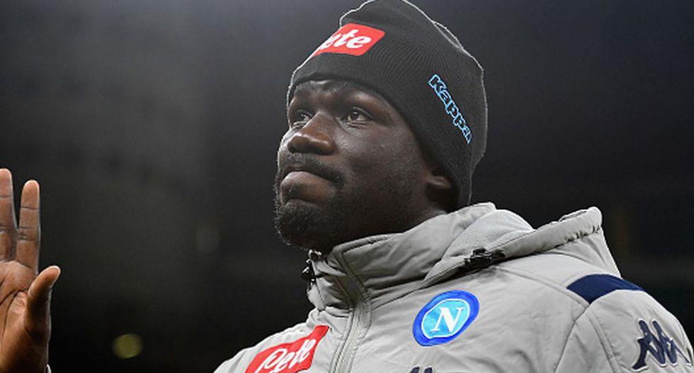 Kalidou Koulibaly no será parte del Barcelona ante Napoli por Champions League. (Foto: Getty Images)