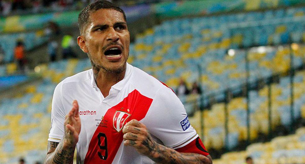 Perú vs. Brasil | Guerrero en la Selección Peruana (Foto: Getty Images)