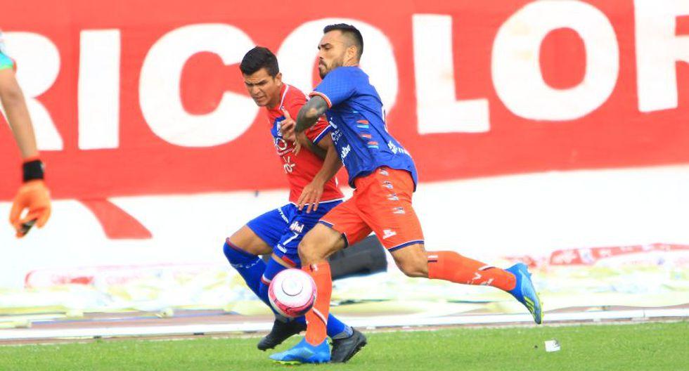 Leandro Fleitas ofreció disculpas a los árbitros. (Celso Roldán)