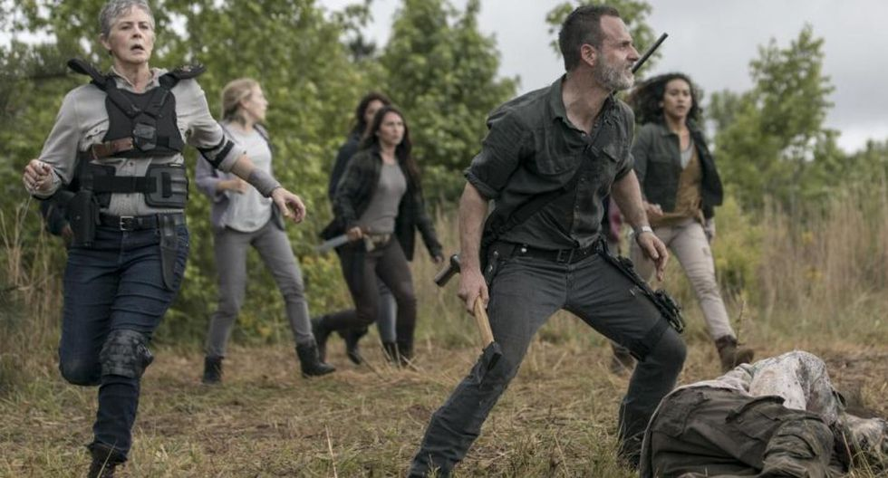 The Walking Dead Temporada 9 Episodio 2: hora, fecha y canal ...