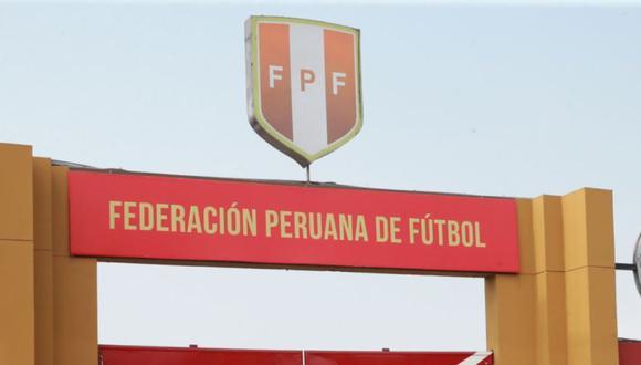La FPF se pronunció tras el fallo del TAS. (Foto: GEC)