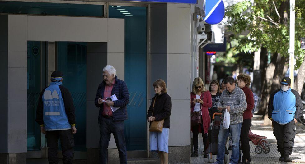 Últimas noticias y breaking news del coronavirus en Argentina. Foto: AFP