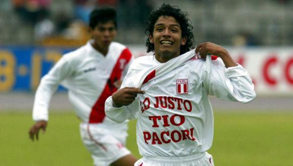Manco anotó en la victoria de Perú sobre Brasil en el Sudamericano Sub 17 de 2007 (Foto: Archivo)