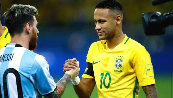 Lionel Messi y Neymar jugaron juntos en el Barcelona hasta mediados de 2017. (AFP)