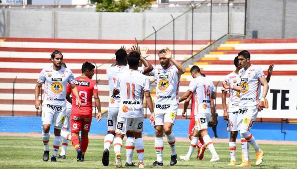 En la tabla general, Ayacucho FC marcha en cuarto lugar, con 37 unidades (Foto:LIGA1)