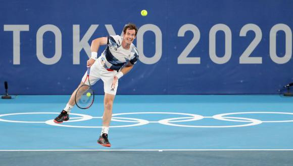 """Andy Murray se despide de los Juegos: """"Es el final de mi viaje olímpico, me llevo los mejores recuerdos"""". (Twitter)"""