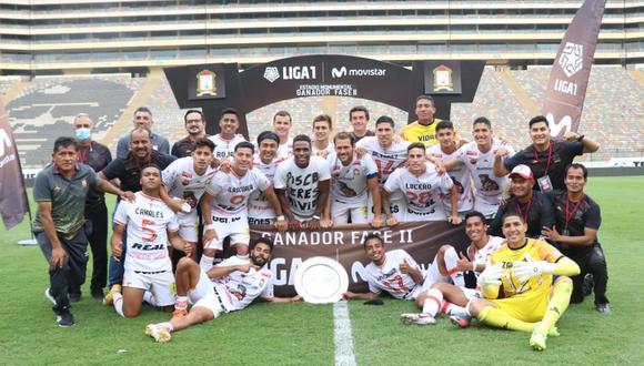 Jugadores de Ayacucho FC han comenzado a migrar a otros clubes. (Foto: Twitter / @LigaFutProf)