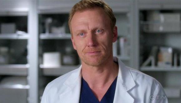 El doctor Owen Hunt es interpretado por el actor Kevin McKidd. (Foto: ABC)