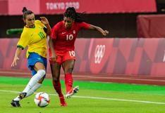 Selección femenina de Brasil cayó ante Canadá y fue eliminada de Tokio 2020