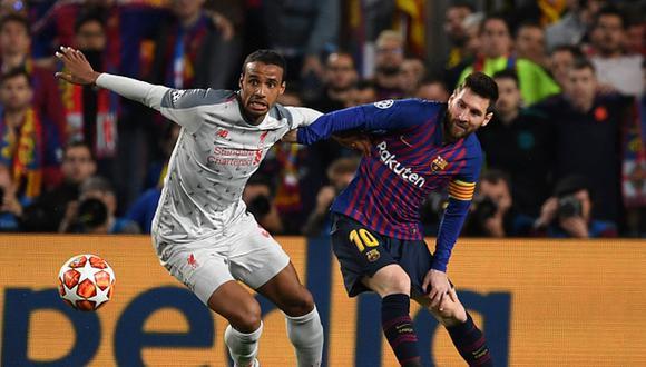 Liverpool venció 4-0 a Barcelona en la vuelta de semifinales de Champions League 2019. (Getty)