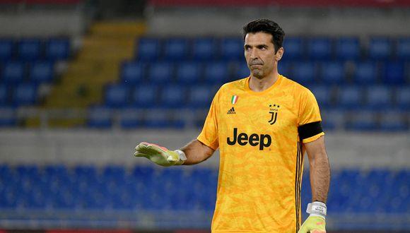 Buffon tiene como prioridad terminar sus estudios cuando le diga adiós al fútbol (Foto: Getty Images)