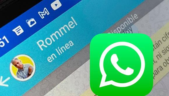"""¿Sabes por qué seguimos """"en línea"""" cuando ya nos fuimos de WhatsApp? (Foto: Depor)"""