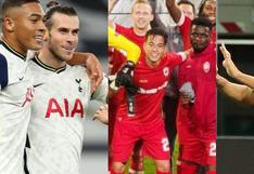 Se van dibujando las llaves: los clasificados a la siguiente etapa de la Europa League