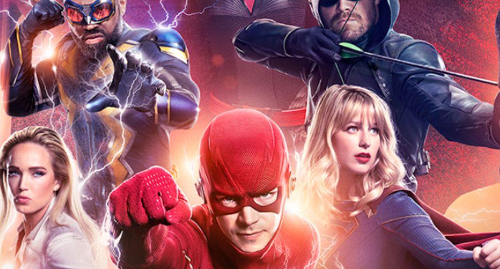 """""""Crisis en Tierras Infinitas"""": Lex Luthor, Nash Wells y Martian Manhunter aparecen en en el nuevo teaser del crossover."""
