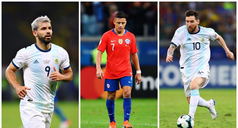 Argentina vs. Chile EN VIVO: las alineaciones del partido por tercer lugar de Copa América 2019