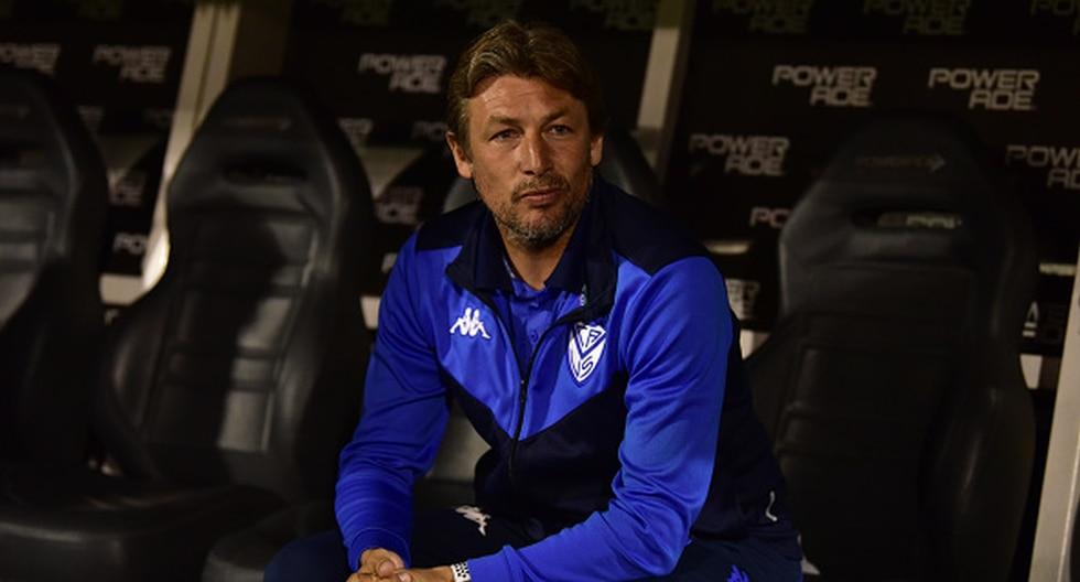 Gabriel Heinze busca la Superliga Argentina y la Copa Sudamericana. (Foto: Getty)