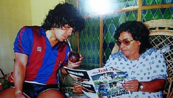 Diego Maradona murió en noviembre de 2020 por un paro cardiorrespiratorio. (Internet)