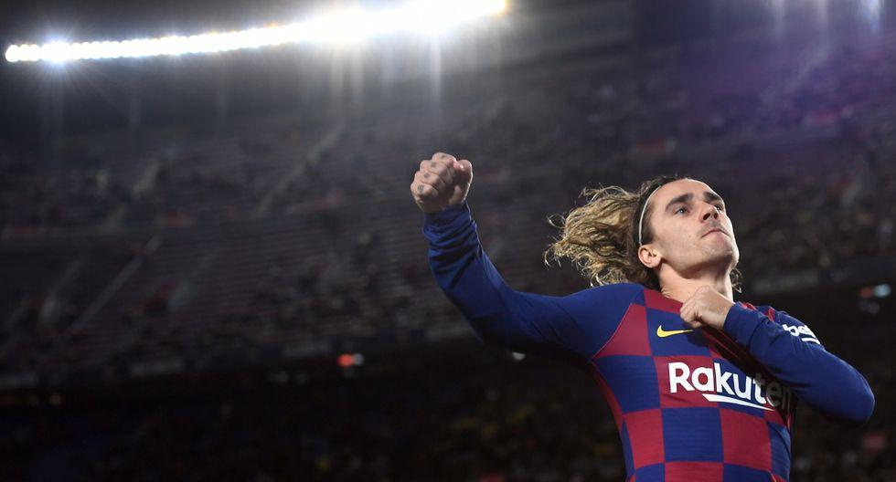 Camp Nou (España) de Barcelona lleva en promedio 72,438,espectadores por cada partido de LaLiga. (Foto: AFP)