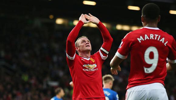 Wayne Rooney disputó 13 temporadas con el Manchester United. (Foto: Getty)
