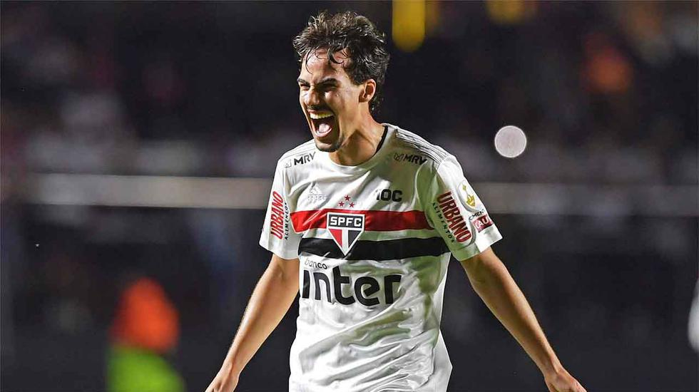 Igor Gomes (Sao Paulo): 8.5 millones de euros. (Foto: Sport)