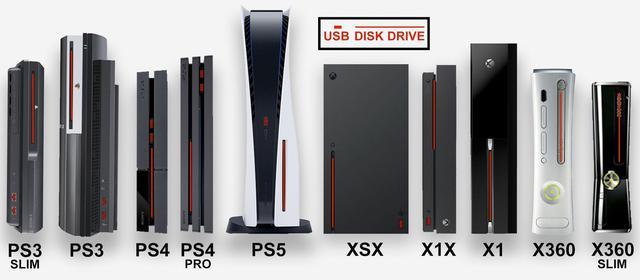 Xbox Series X Y Ps5 Tendran Este Tamano A Diferencia De Las Demas Maquinas Depor Play Depor