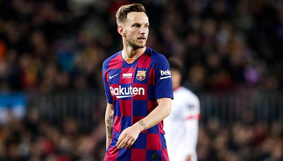 Ivan Rakitic tiene contrato con Barcelona hasta mediados de 2021. (Foto: Getty Images)