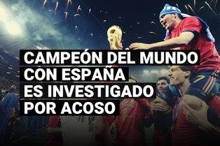 El exfutbolista español David Villa es investigado por acoso a trabajadora del New York City