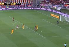 Por partida doble: Bruno Henrique marca el 2-0 del 'Mengao' por Copa Libertadores [VIDEO]