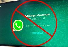 Conoce por qué no puedes enviar ni recibir mensajes de WhatsApp en tu celular