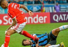 Guerrero sueña con el título: Inter y Gremio chocarán en la final de la segunda fase del 'Gauchão'